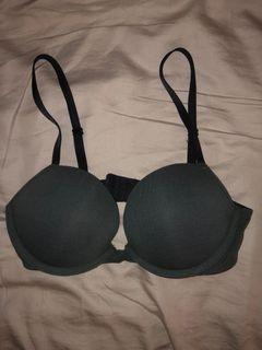 Grey La Senza push up bra