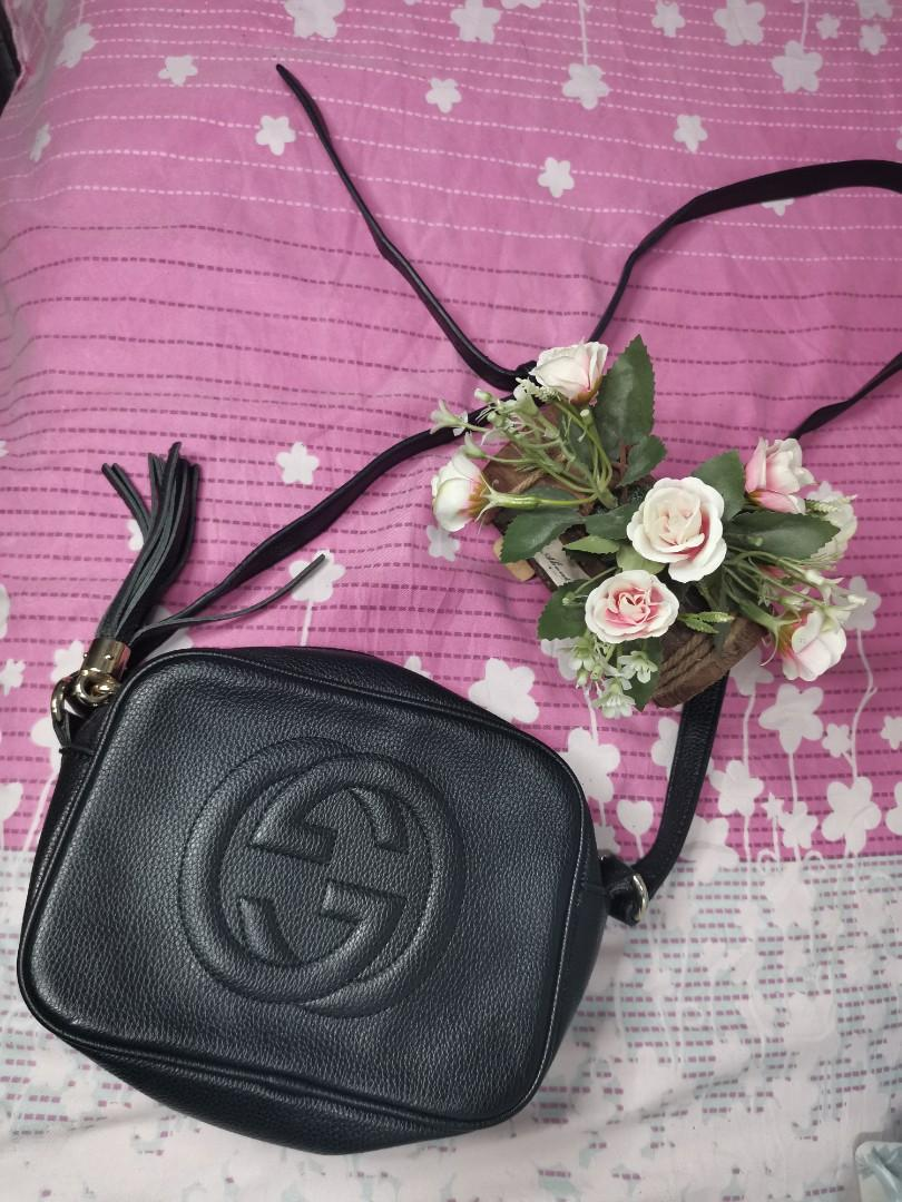 Gucci Soho Camera Bag Luxury Bags Wallets On Carousell