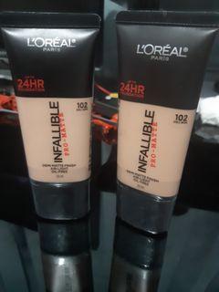 Loreal Infallible Pro Matte Liquid