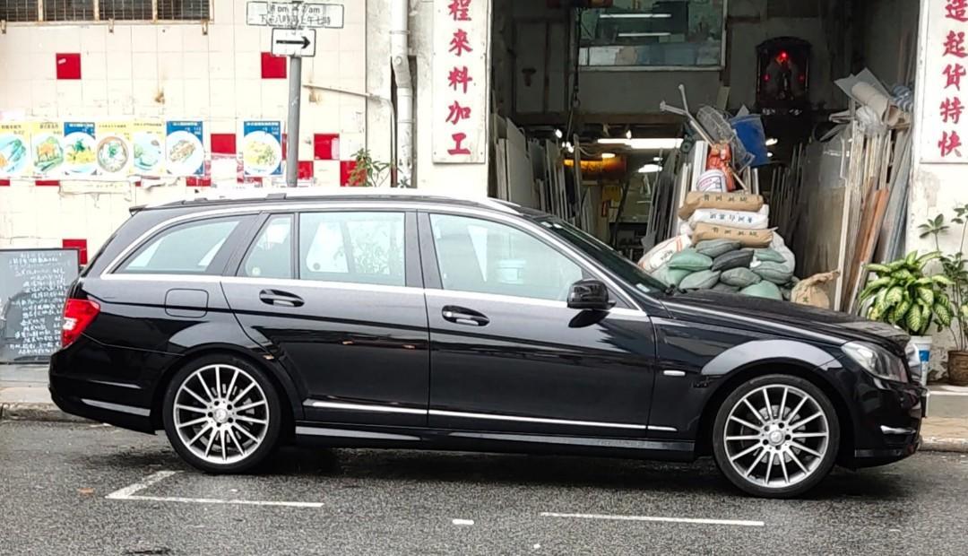 Mercedes-Benz C250 Estate CGI BlueEfficiency (A)