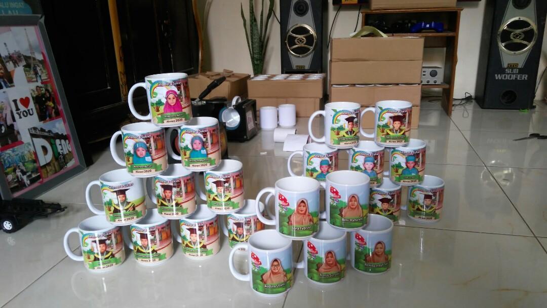 Mug promotion for photo
