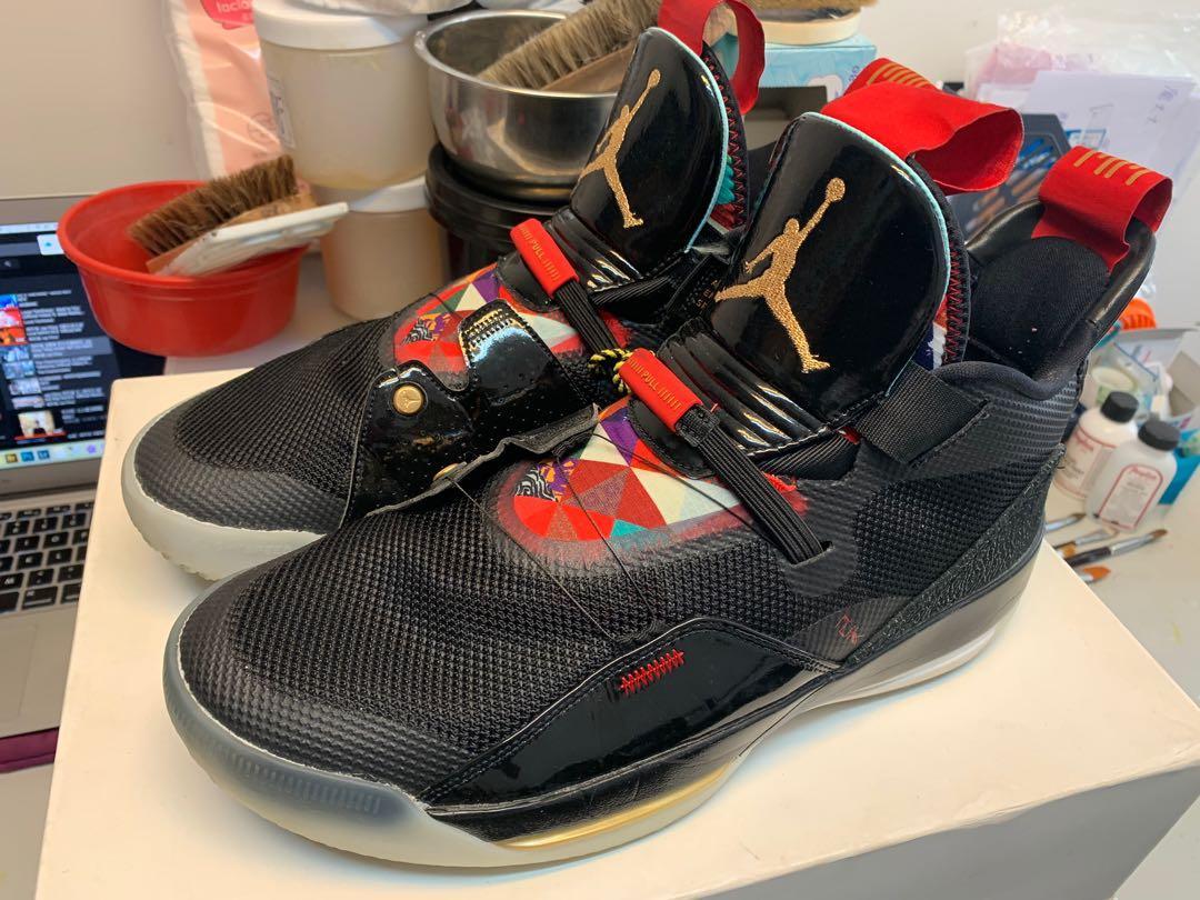 Nike Air Jordan 33 CNY Size US 12 Have