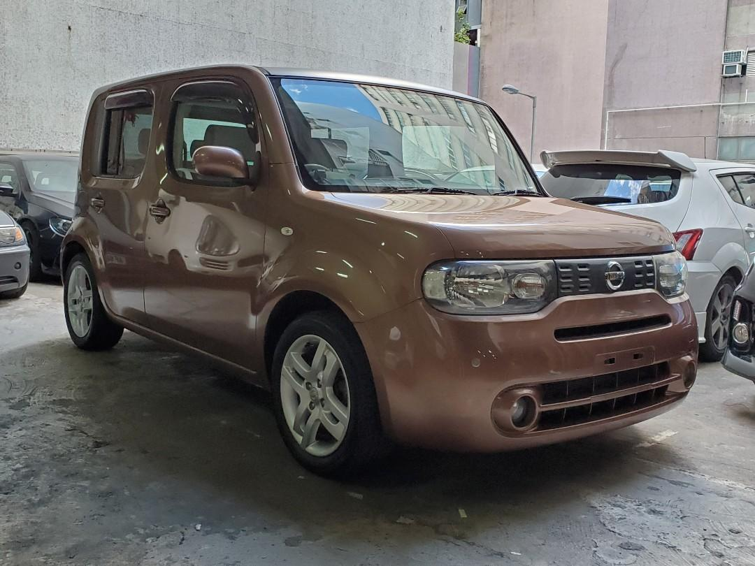 Nissan CUBE G . Auto
