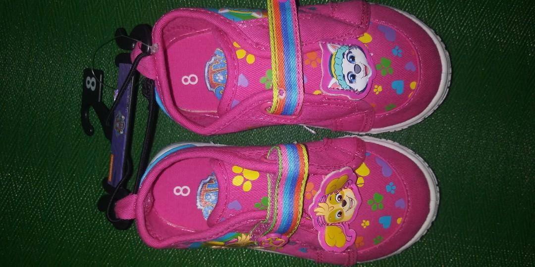 Paw patrol shoes size 8, Babies \u0026 Kids