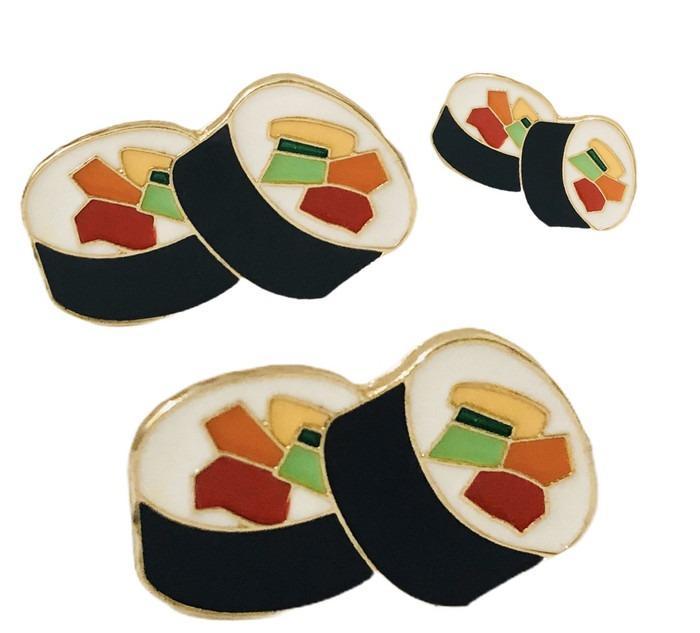Pin/Aksesoris Wanita/Akesoris Pria/Aksesoris/Bros/Fashionable (Sushi)