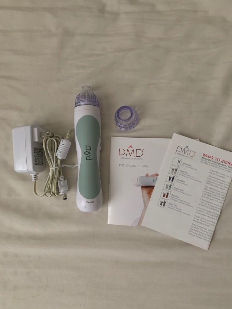 PMD - Microdermabrasion Kit