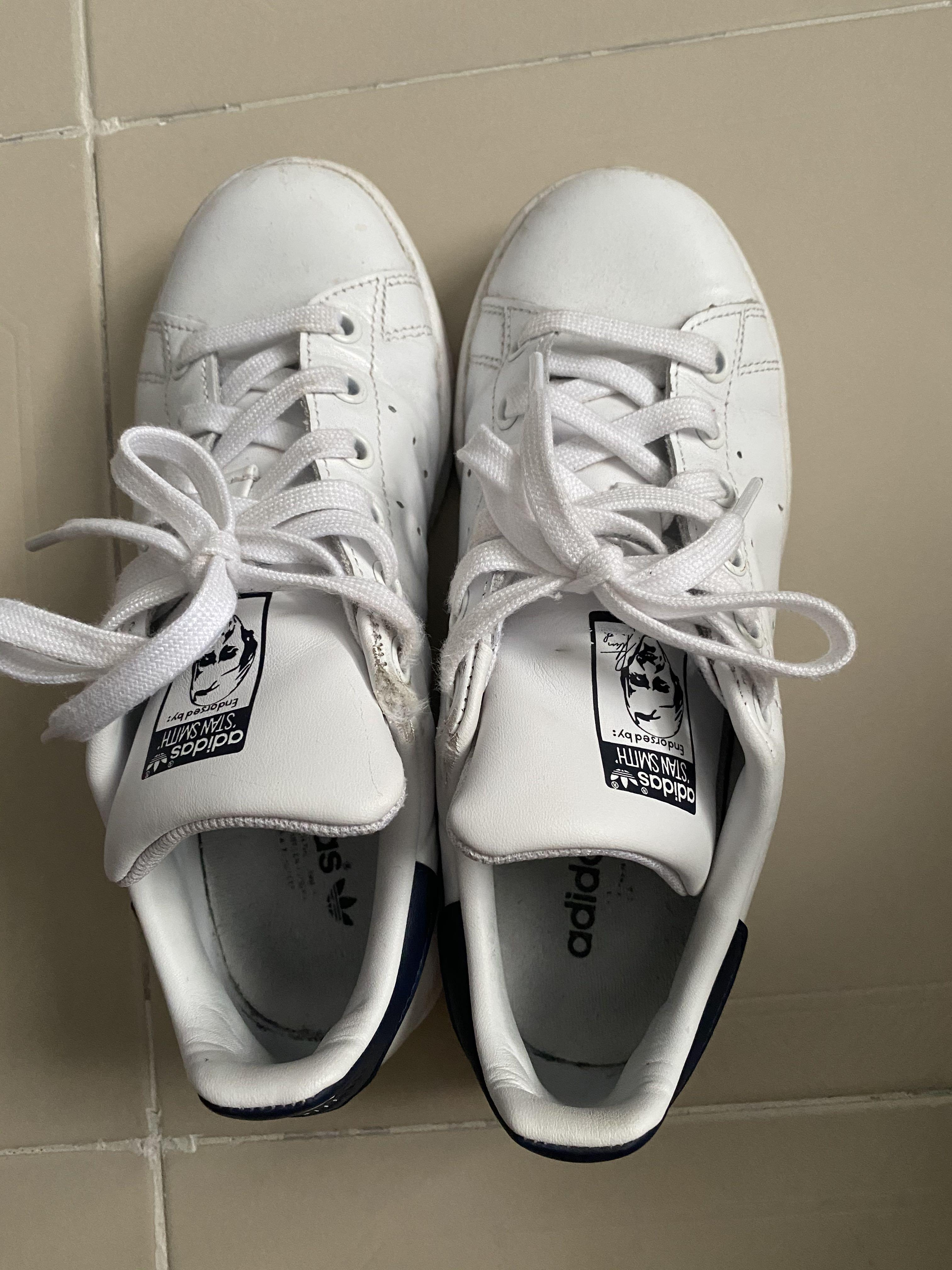 worn out stan smiths