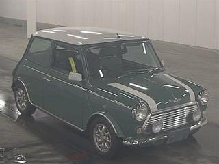 Rover Mini . Manual