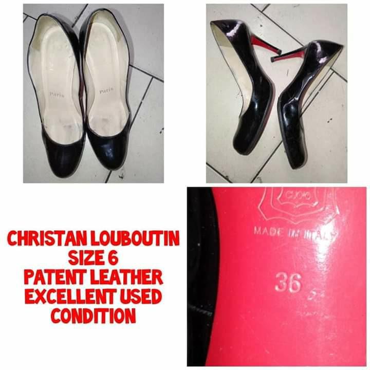 christian louboutin warehouse sale