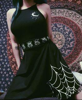Top and Spider Skirt