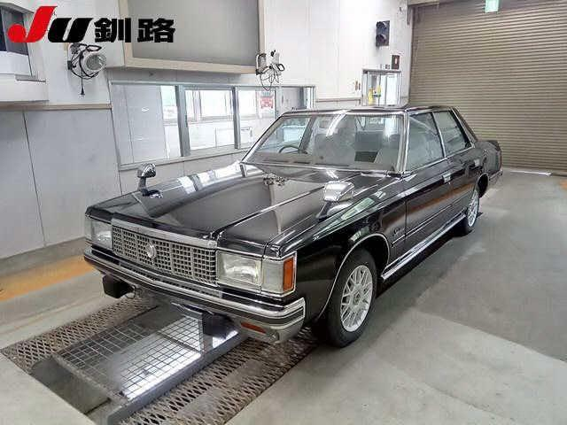 Toyota Crown van super DX Manual
