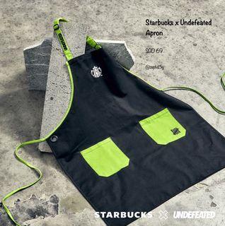 Undefeated x Starbucks Apron