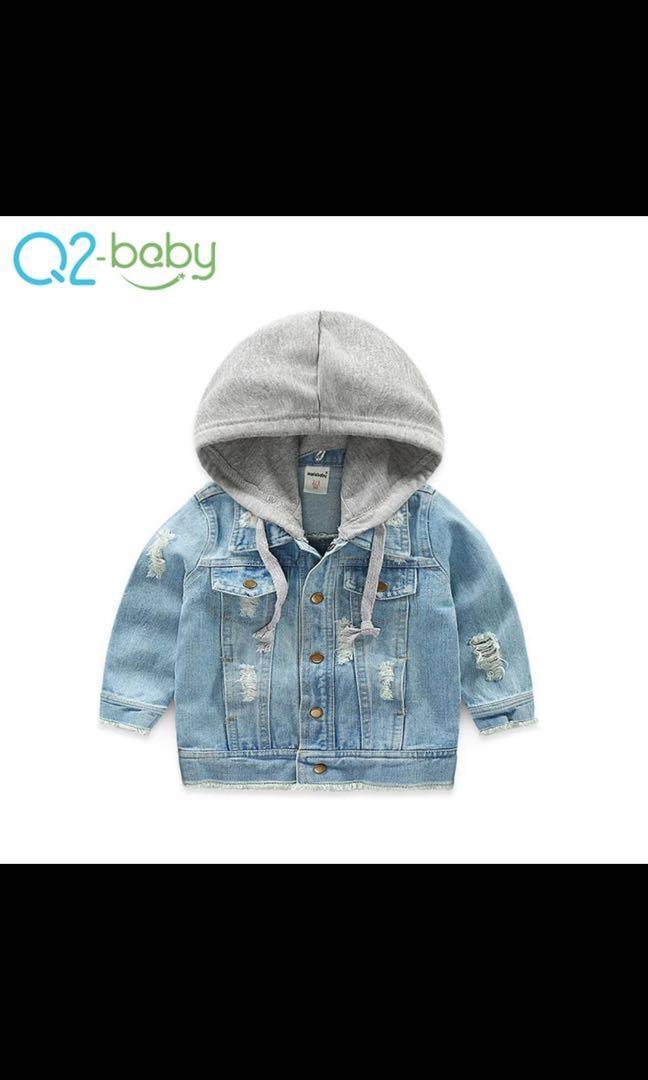 Unisex jean jacket  new