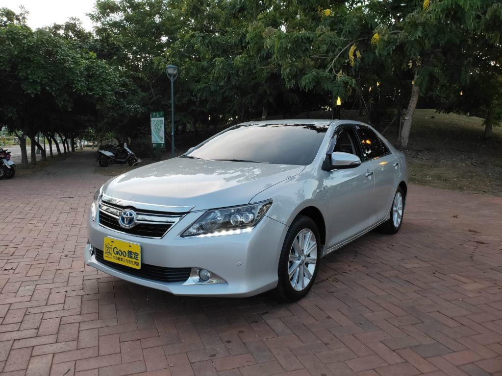《鑫宏車業》此商品已下架,車輛目前在新北市,2013年豐田冠美麗油電G版2.5....歡迎預約來店賞車