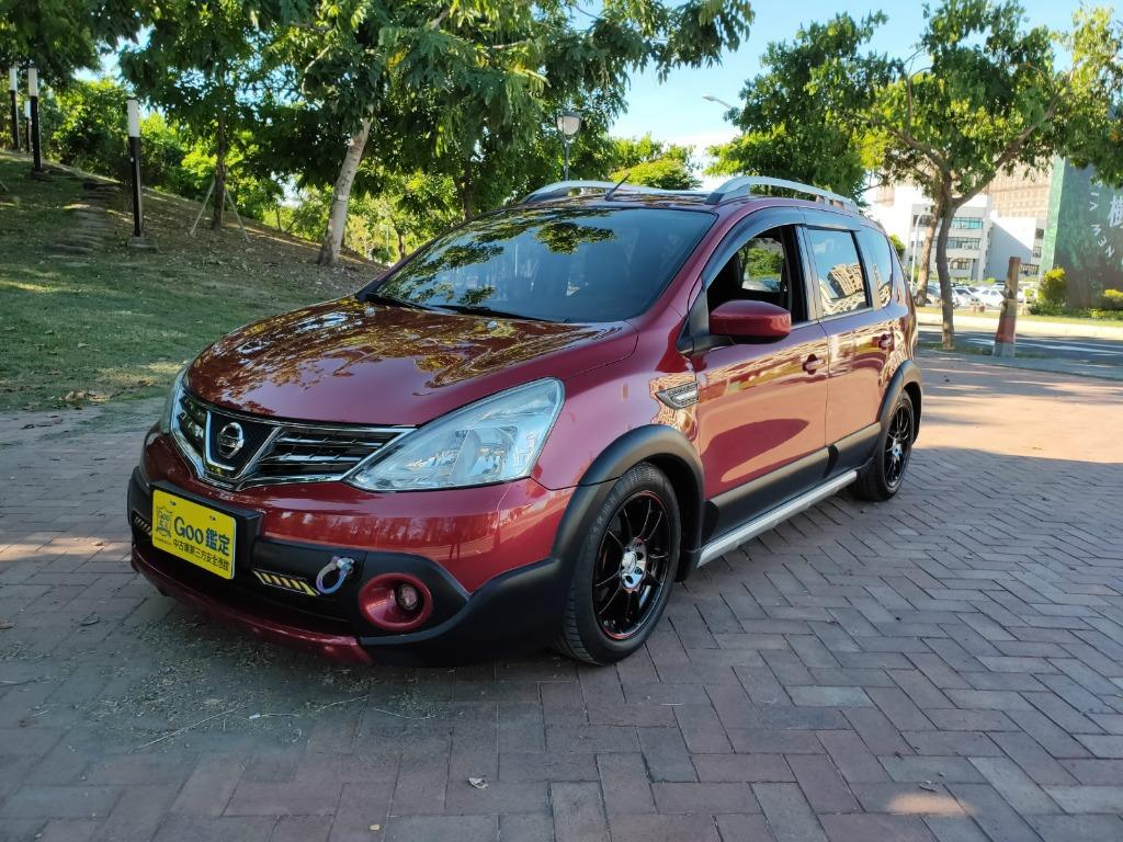 《鑫宏車業》已售出,2014年日產樂薇娜1.6,雙安、ABS、恆溫....歡迎預約來店賞車