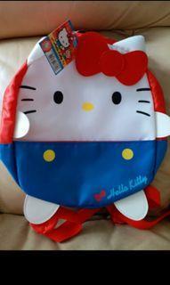 Hello kitty 全新 正版背囊 背包