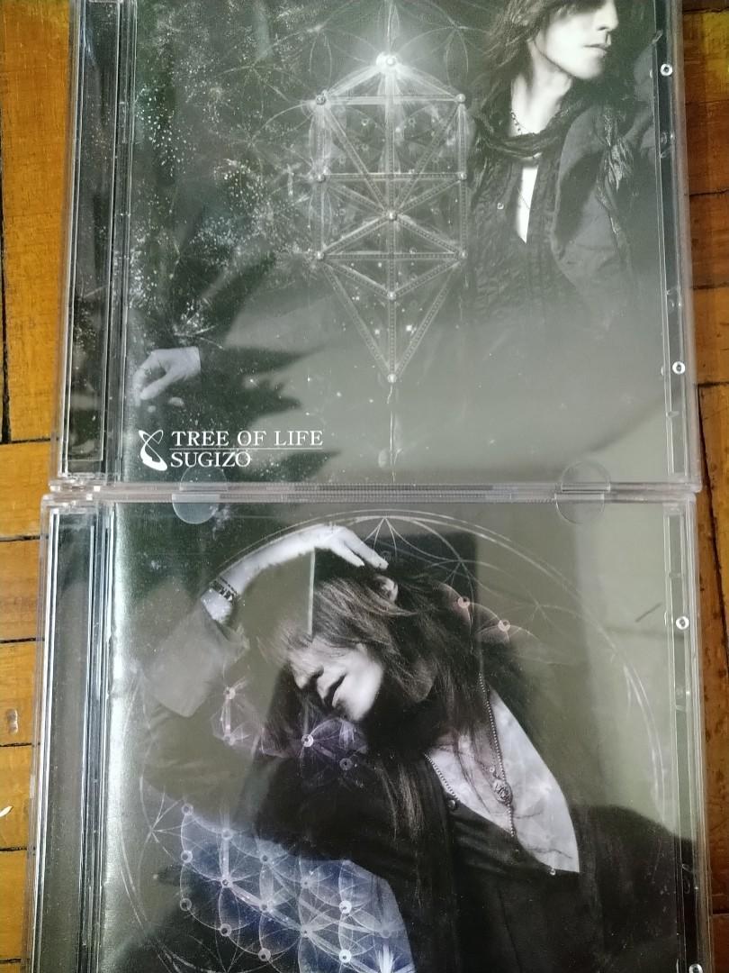 港版 sugizo cd