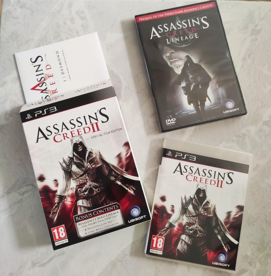 Assassin Creed Ii Ps 3 Toys Games Video Gaming Video Games On