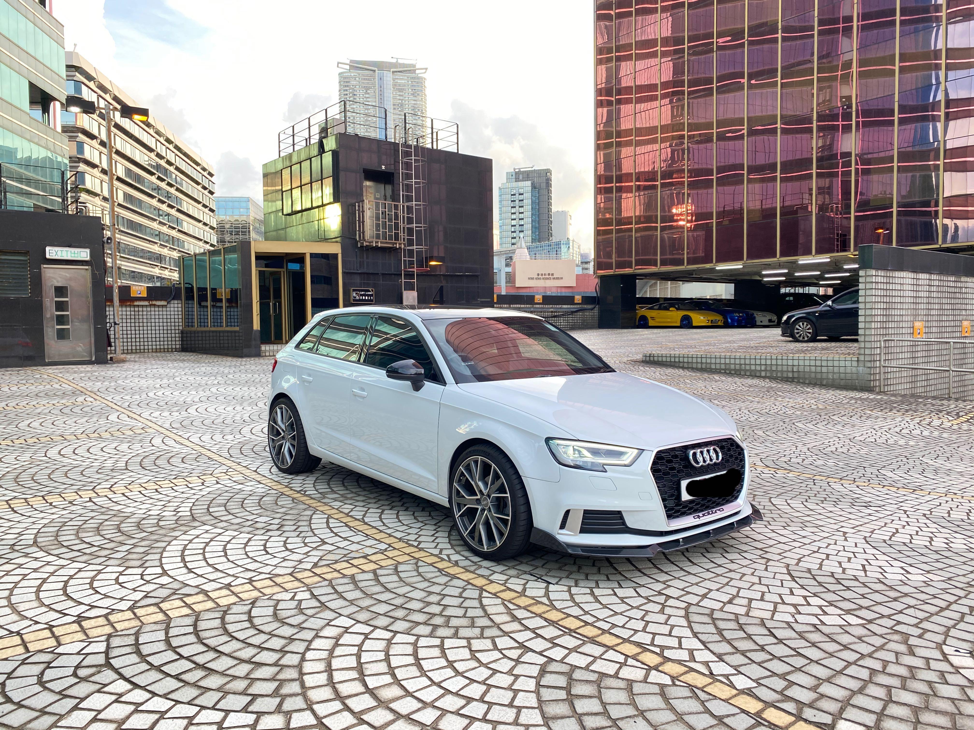 Audi A3 35TFSI Auto