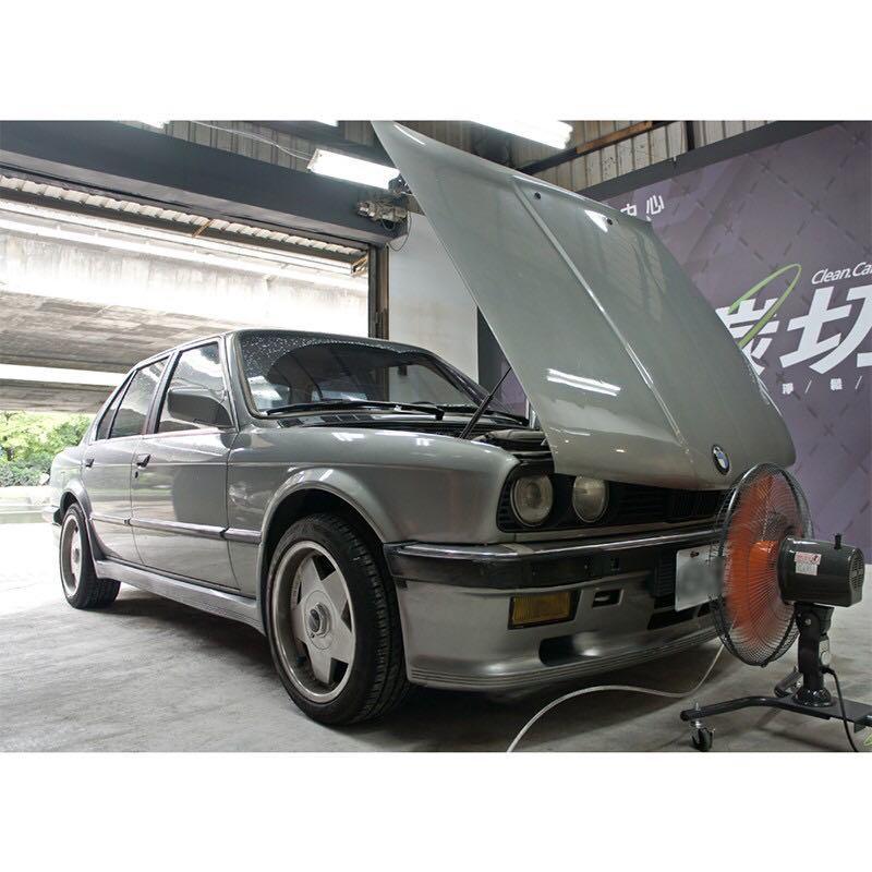 寶馬BMW E30 E23 316i 318is 320i 323i 325i M3 引擎蓋撐桿 支撐桿 前蓋 頂桿