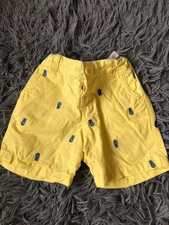 Branded shorts