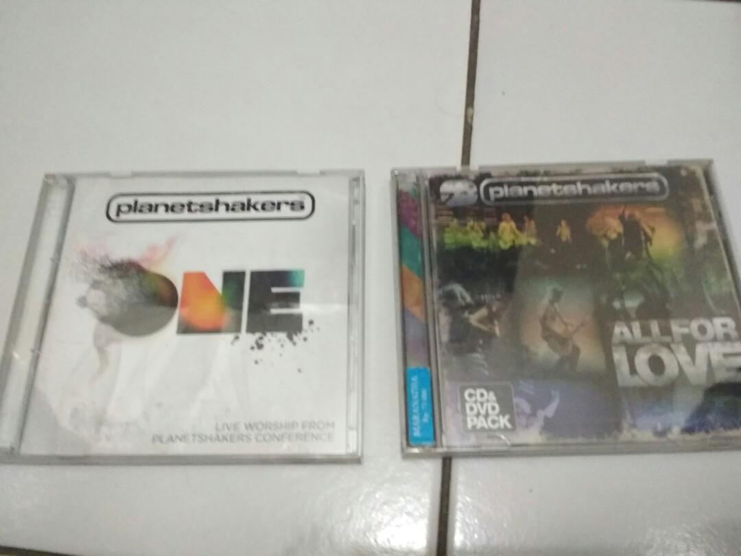 CD Rohani Planetshakers