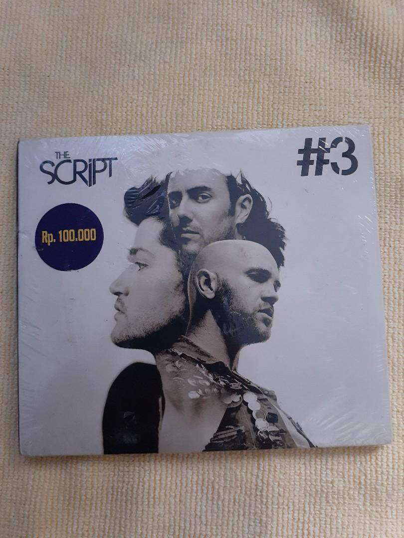 Cd the script album 3