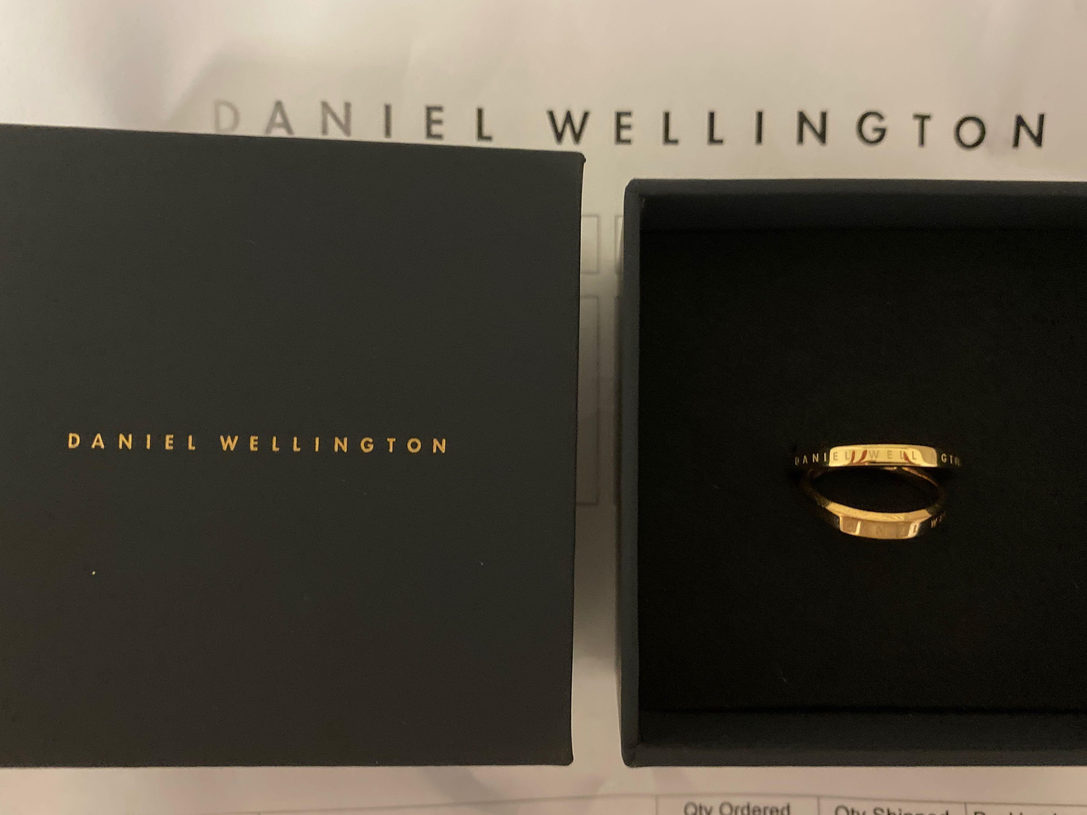 Daniel Wellington Couple Ring (NEW)