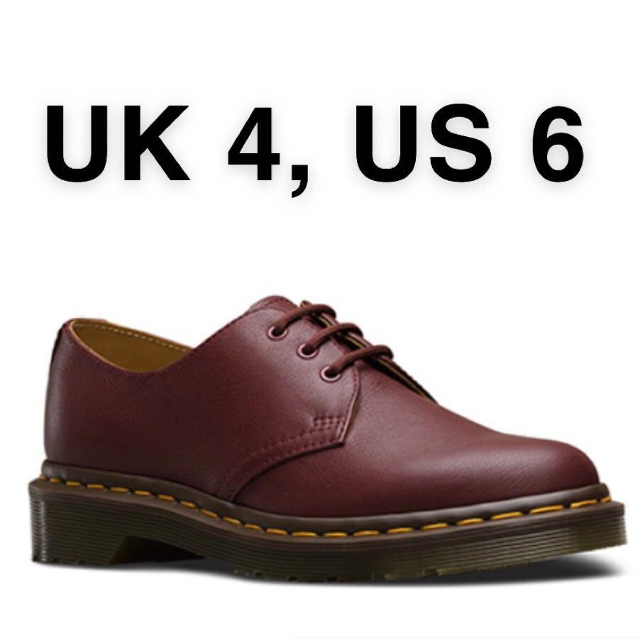 Dr Martens Cherry Red 1461