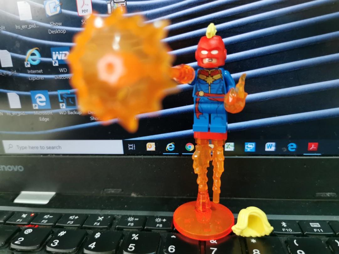 LEGO 76152/76153 MARVEL SUPER HEROES: AVENGERS - Captain ...