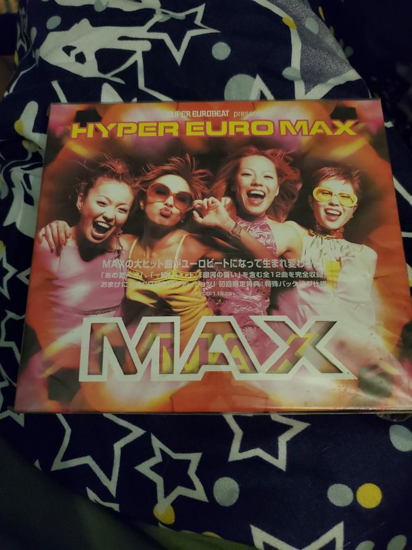 Max CD (🇯🇵初回限定版)