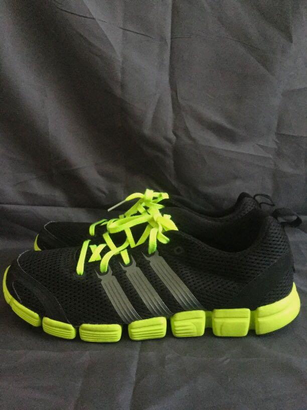 Original Adidas Climacool Neon Green