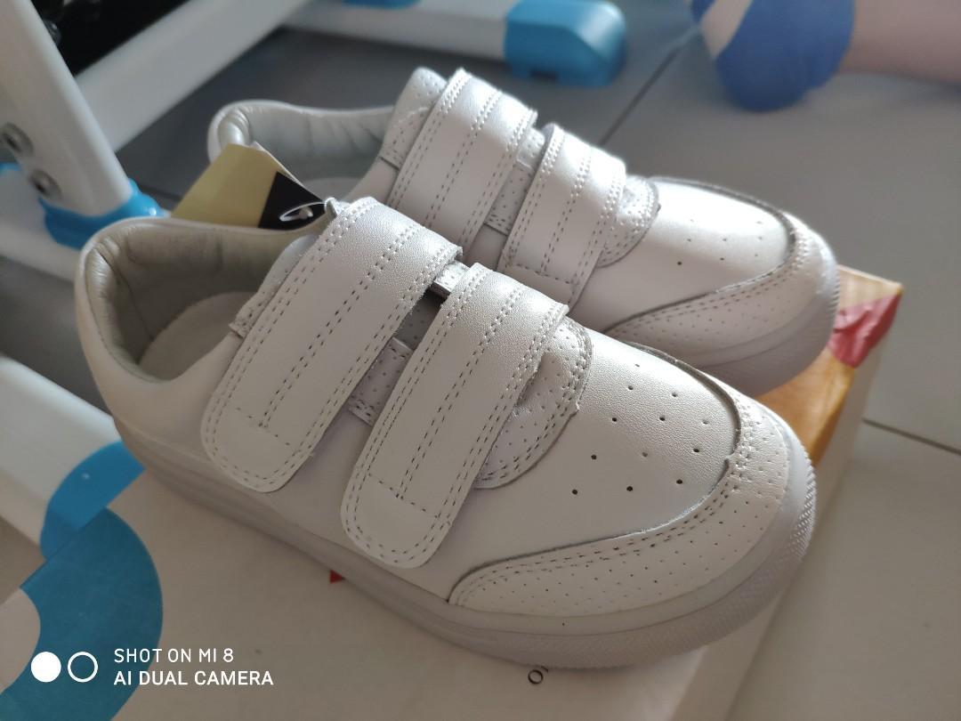 kids Student School white Shoe size 27