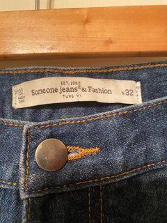 New start-Someone jeans-破破牛仔褲