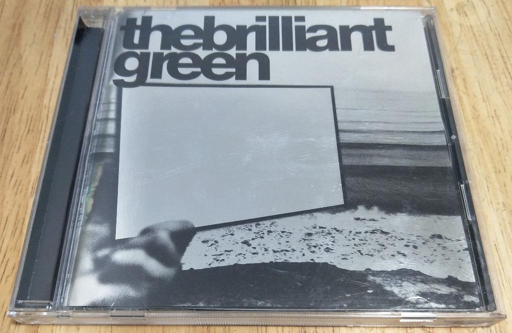 the brilliant green - the brilliant green (日本通常盤)