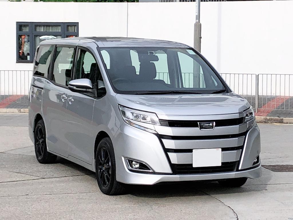 Toyota    NOAH ZRR80 2.0   2018 Auto