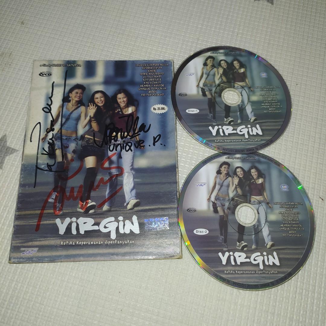 VCD Film Indonesia: Virgin