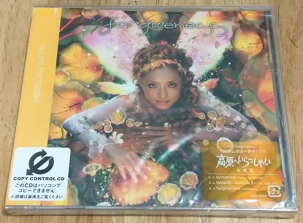 浜崎あゆみ / 濱崎步 / ayumi hamasaki / ayu - forgiveness (日本盤) #carouselljackpot