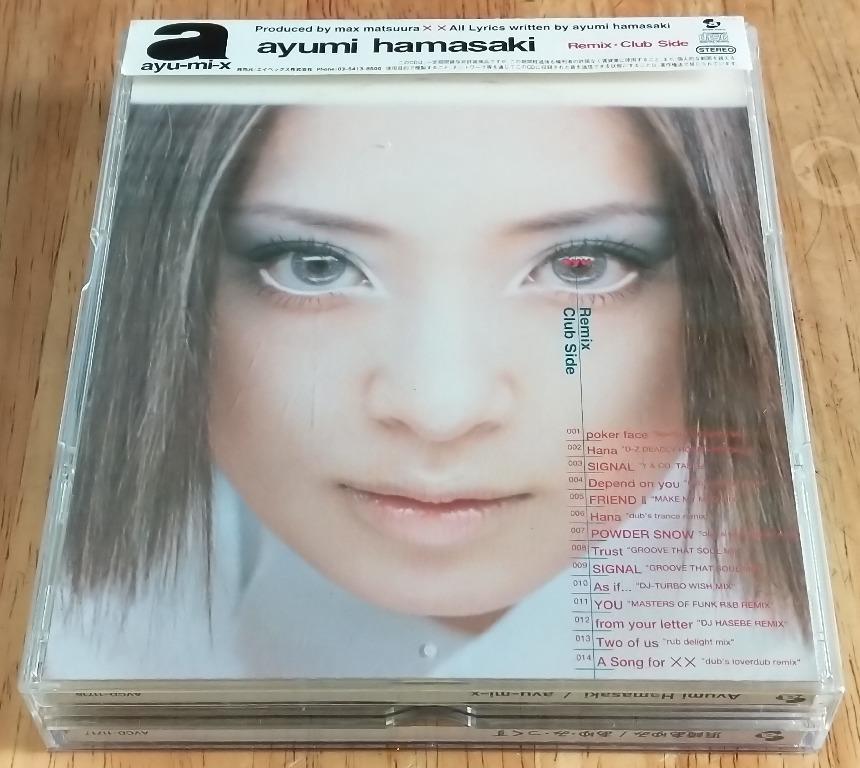 浜崎あゆみ / 濱崎步 / ayumi hamasaki / ayu - ayu-mi-x (日本盤 2CD) #carouselljackpot