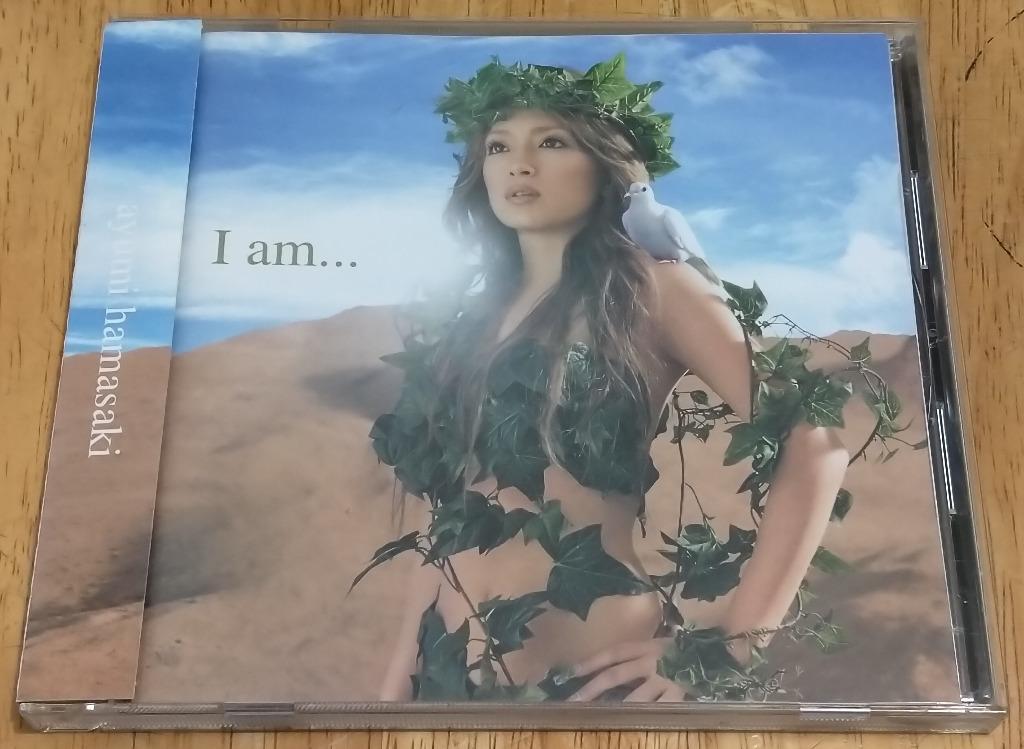 浜崎あゆみ / 濱崎步 / ayumi hamasaki - I am... (日本初回限定生產盤) #carouselljackpot