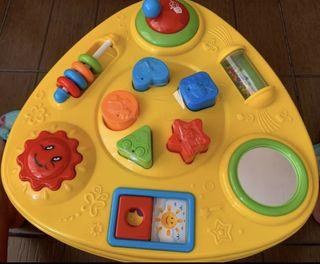 Activity table toddler