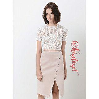 Andwelldressed Lace Top