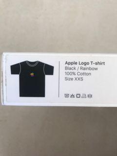 Apple logo T-shirt舊金山帶回紀念T  含運