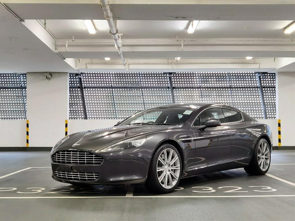 Aston Martin Rapide 6.0 (A)