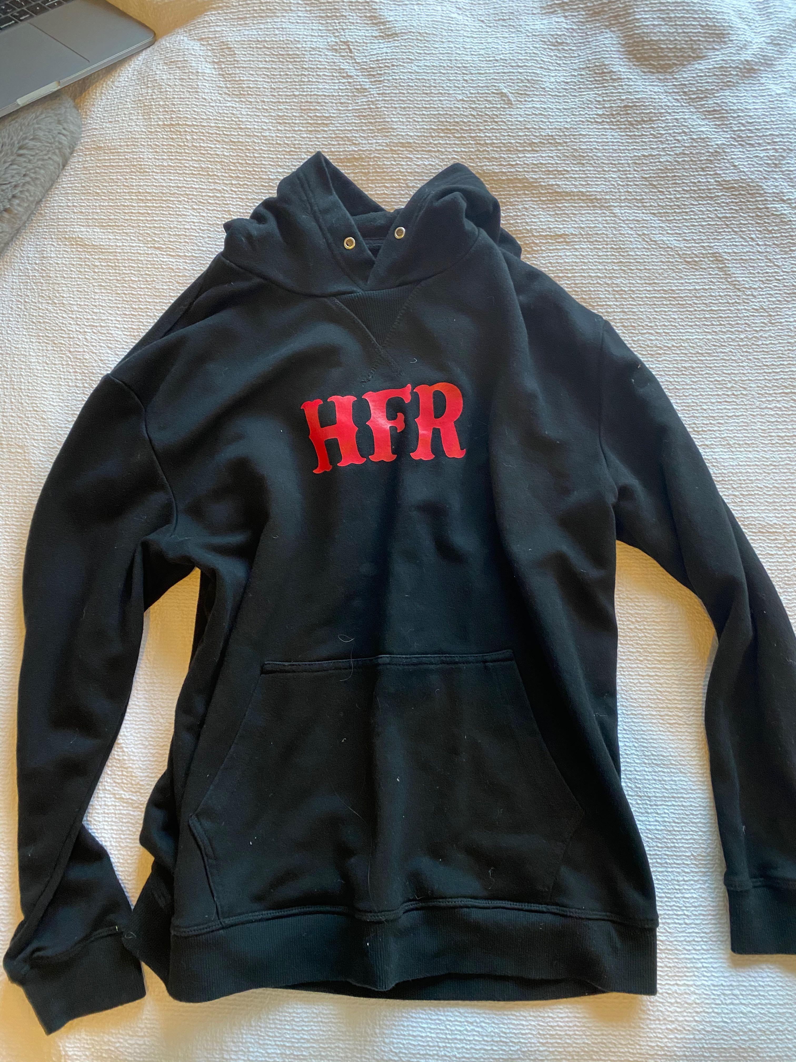 Black Huffer jumper