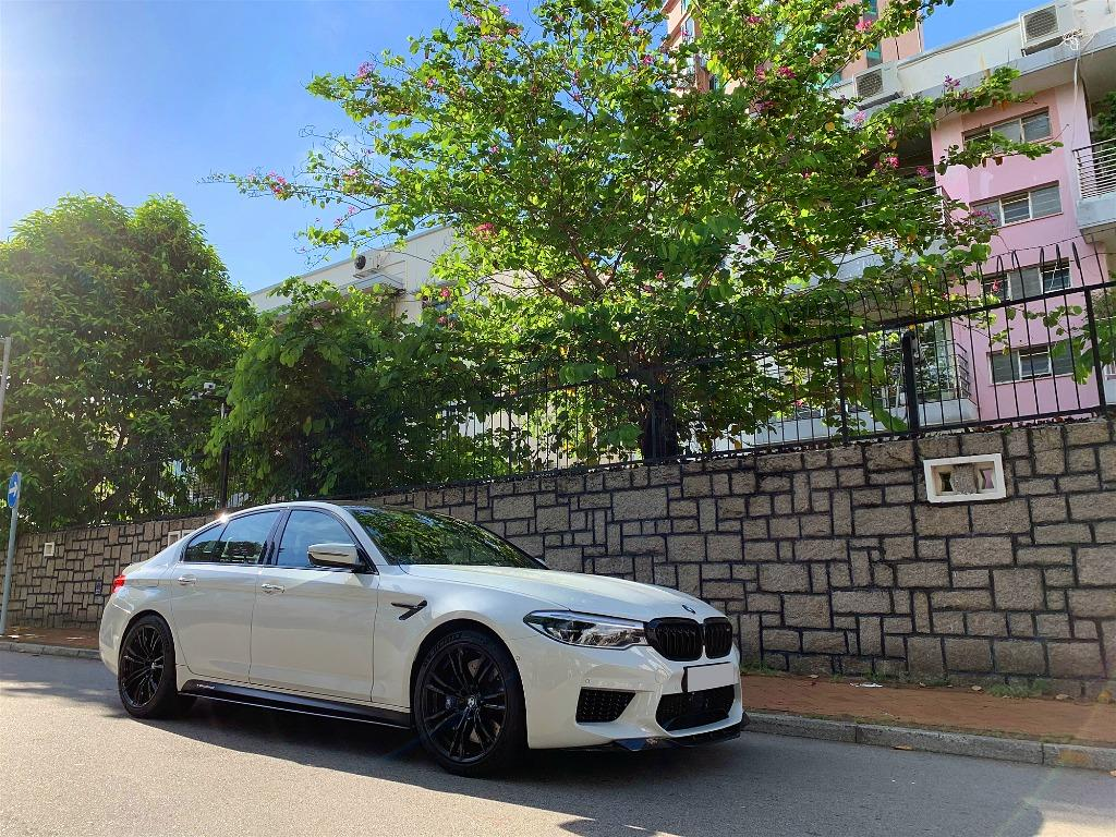 BMW M5 F90 Auto