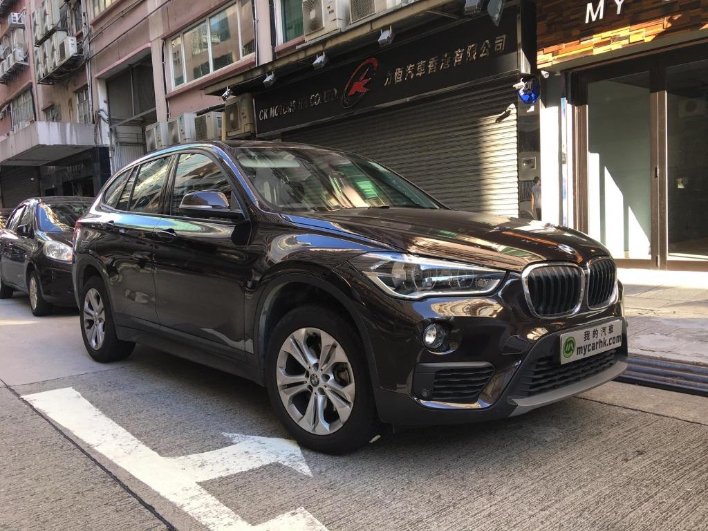 BMW X1 sDrive18i (A)
