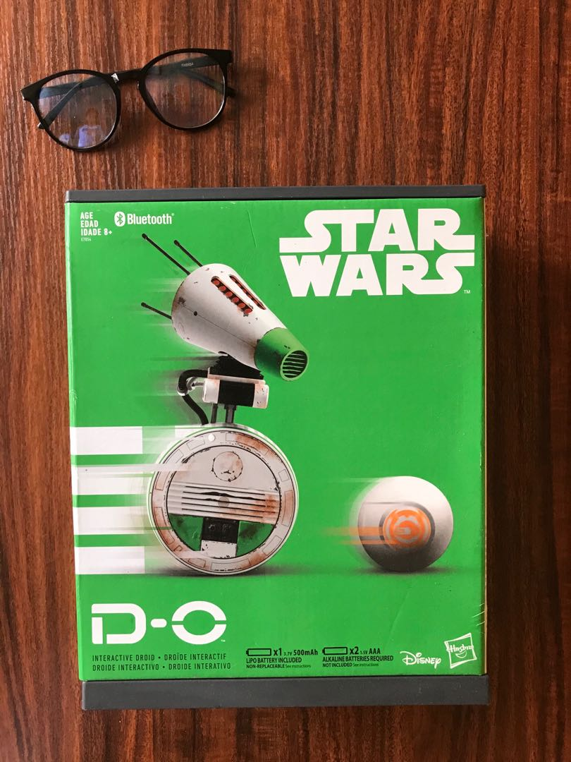 Bnew Rise Of The Skywalker Star Wars D 0 Bluetooth Interactive Droid Electronics Others On Carousell