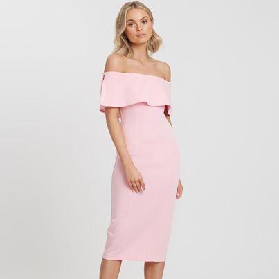 Calli Pink Dress