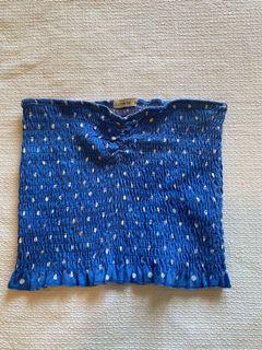 Cotton on tube/bandeau top